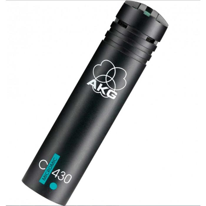 Инструментальный микрофон AKG C430
