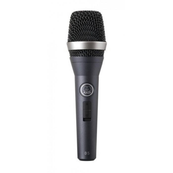 Вокальный микрофон AKG D5S