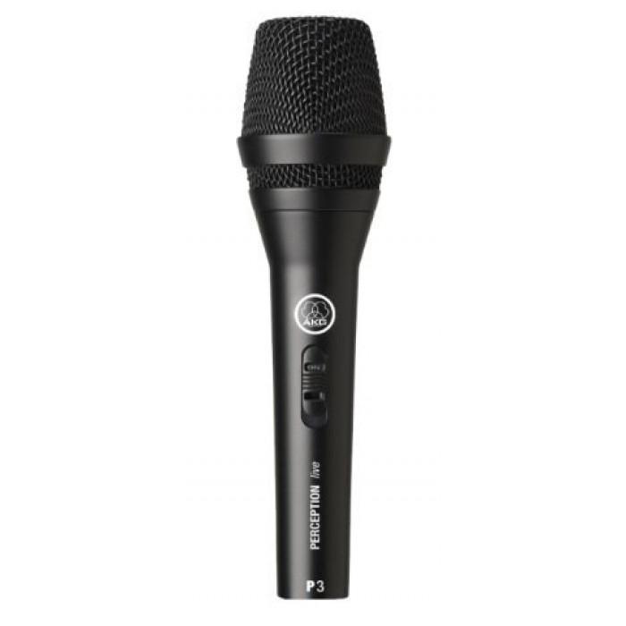 Вокальный микрофон AKG Perception P3 S