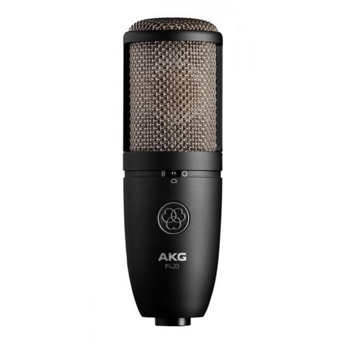 Студийный микрофон AKG Perception P420