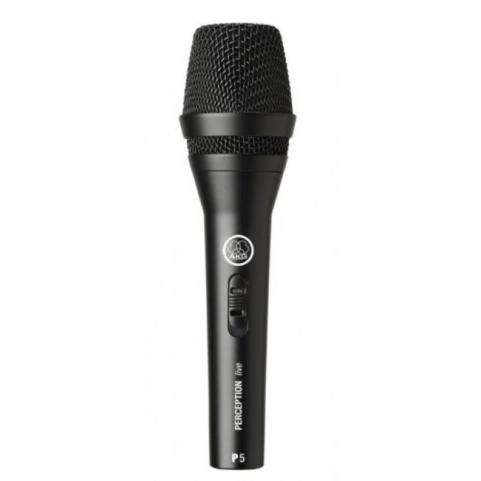 Вокальный микрофон AKG Perception P5 S