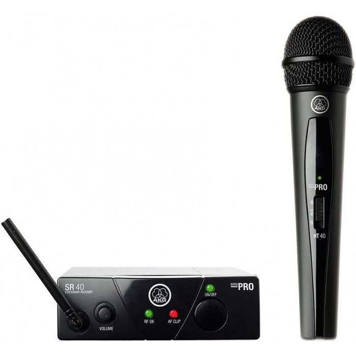 Радиомикрофонная система AKG WMS40 Mini Vocal Set BD ISM1