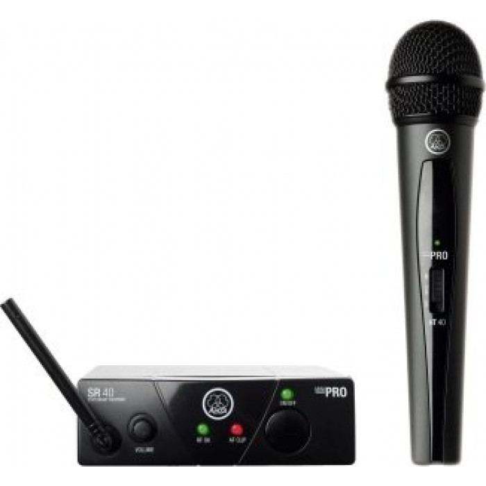 Радиомикрофонная система AKG WMS40 Mini Vocal Set BD US45B