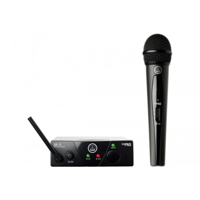 Радиомикрофонная система AKG WMS40 Mini Vocal Set BD US45C