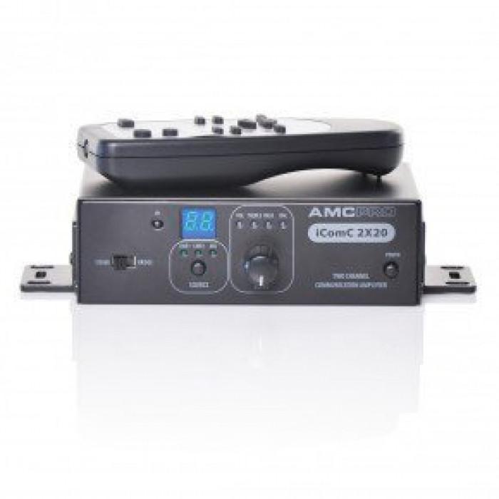 Трансляционный усилитель-микшерAMC iCOMC2X20
