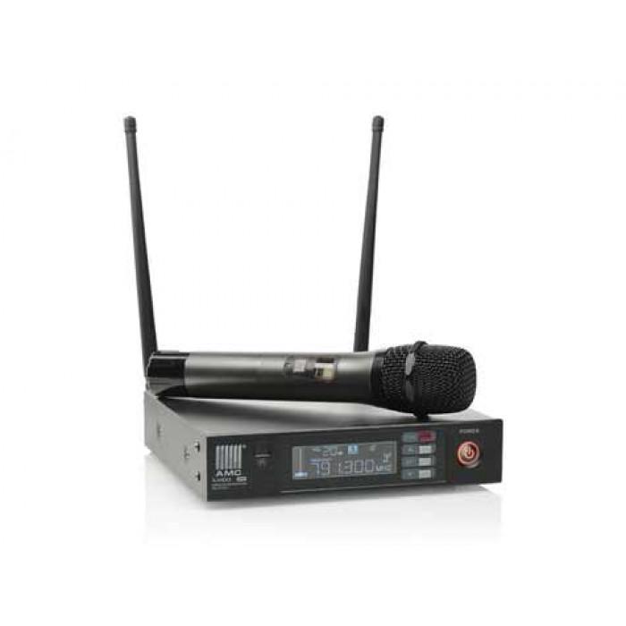 Радиомикрофонная системаAMC iLive 2 Handheld