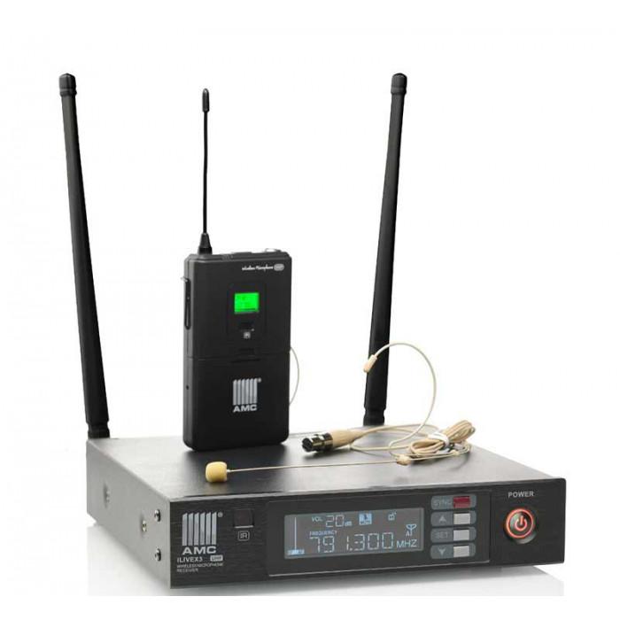 Радиомикрофонная системаAMC iLive 2 Headset