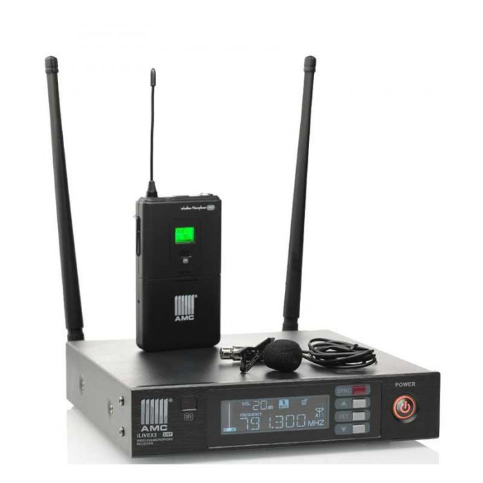 Радиомикрофонная системаAMC iLive 2 Lavalier
