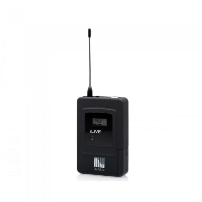 Портативный радио передатчик AMC iLive BP