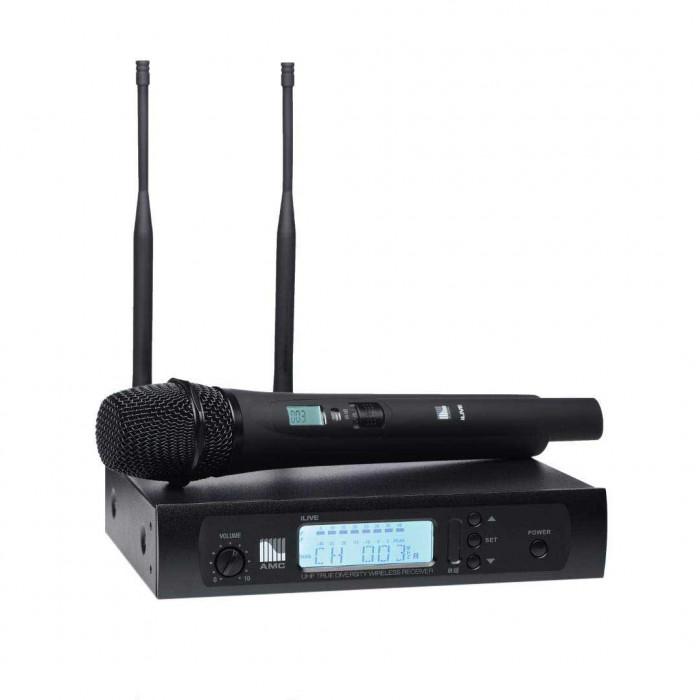 Радиомикрофонная системаAMC iLive Handheld