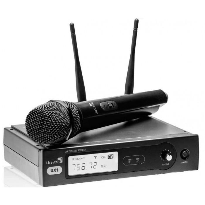 Радиомикрофонная системаAMC UX1