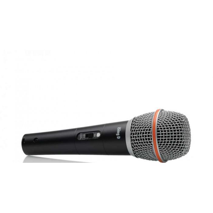 Вокальный микрофонAMC iSing D