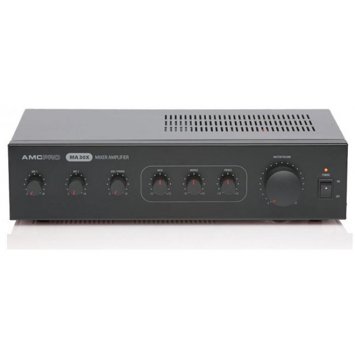Трансляционный усилитель-микшерAMC MA 30X