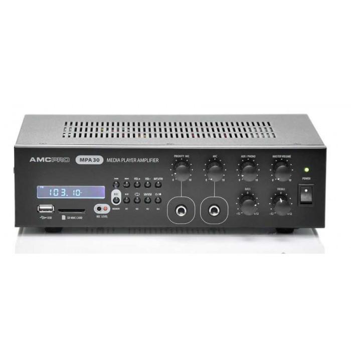 Трансляционный усилитель-микшерAMC MPA 30