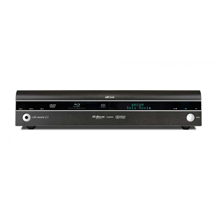 Blu-ray ресивер Arcam Solo Movie 2.1 Black