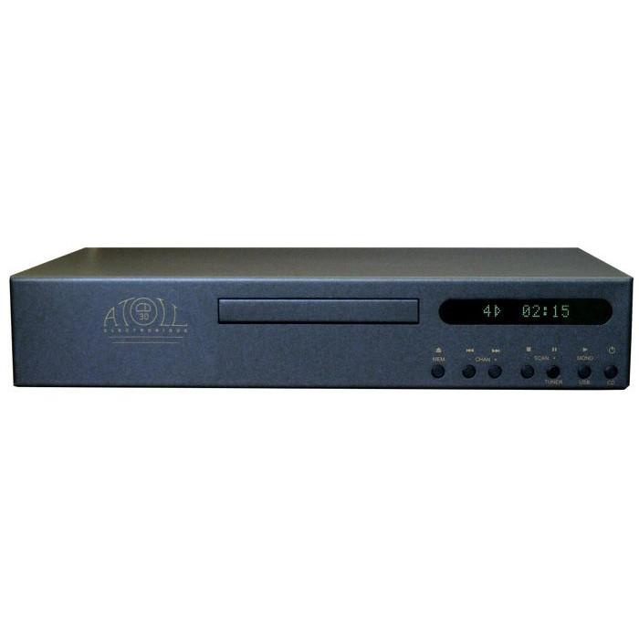 CD/SACD плеер ATOLL CD30 Black