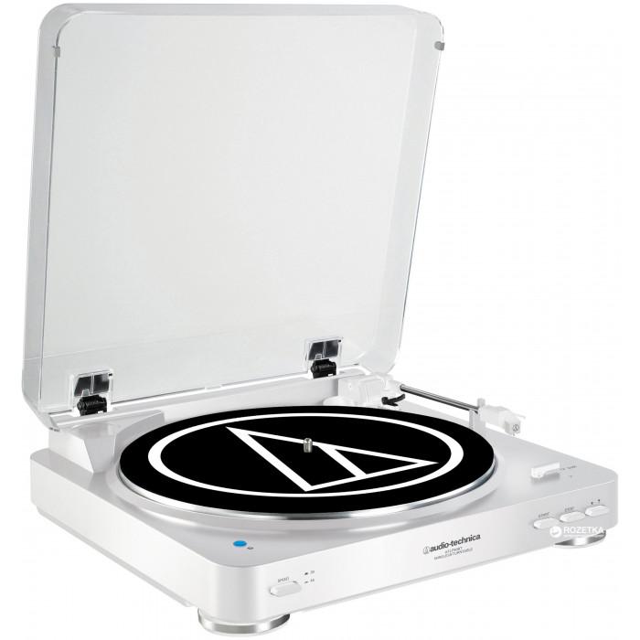 Audio-Technica AT-LP60 Bluetooth White