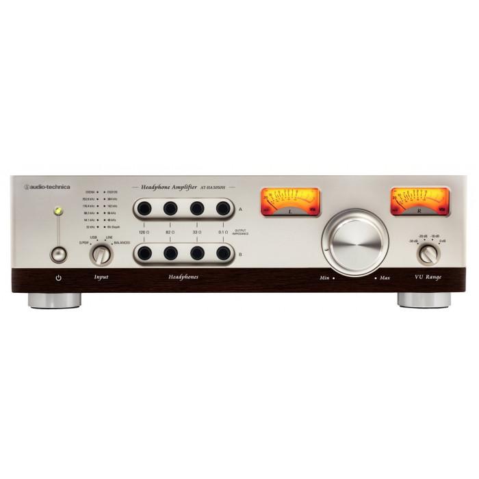 Уилитель для наушников Audio-Technica AT-HA5050H Silver