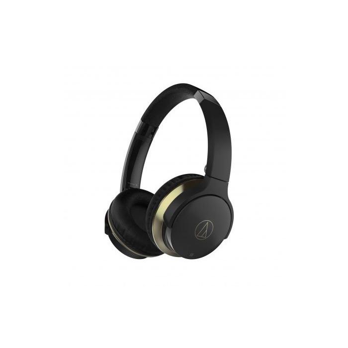 Накладные наушники Audio-Technica ATH-AR3BTBK Black