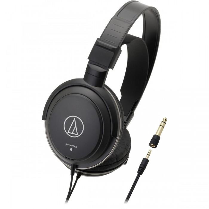 Audio-Technica ATH-AVC200 Black