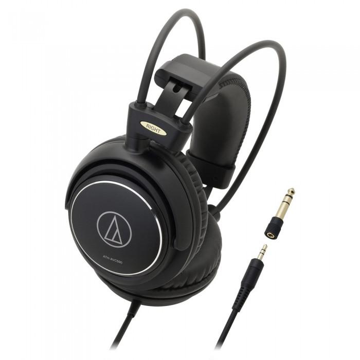Audio-Technica ATH-AVC500 Black