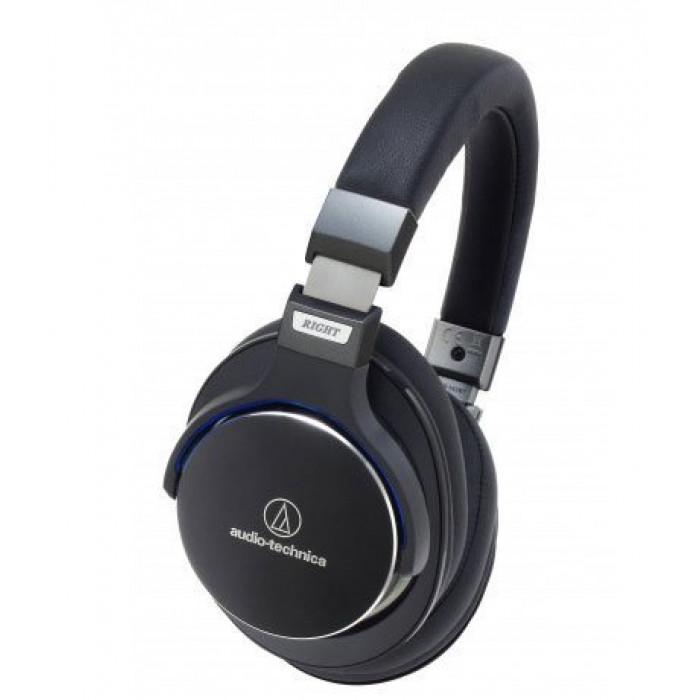 Накладные наушники Audio-Technica ATH-MSR7BK Black