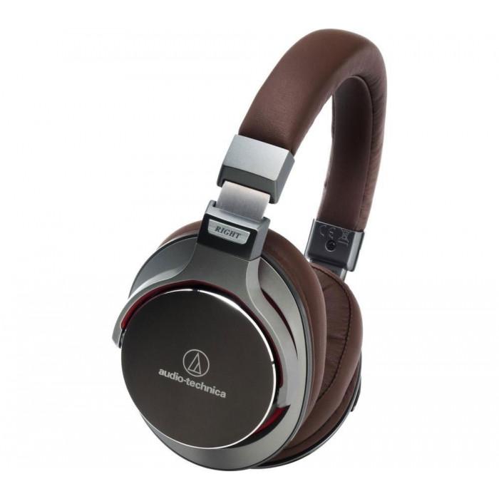 Накладные наушники Audio-Technica ATH-MSR7GM Brown