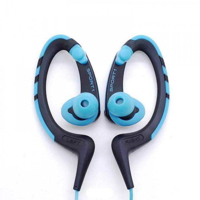 Наушники-вкладыши Audio-Technica ATH-SPORT1BL Blue