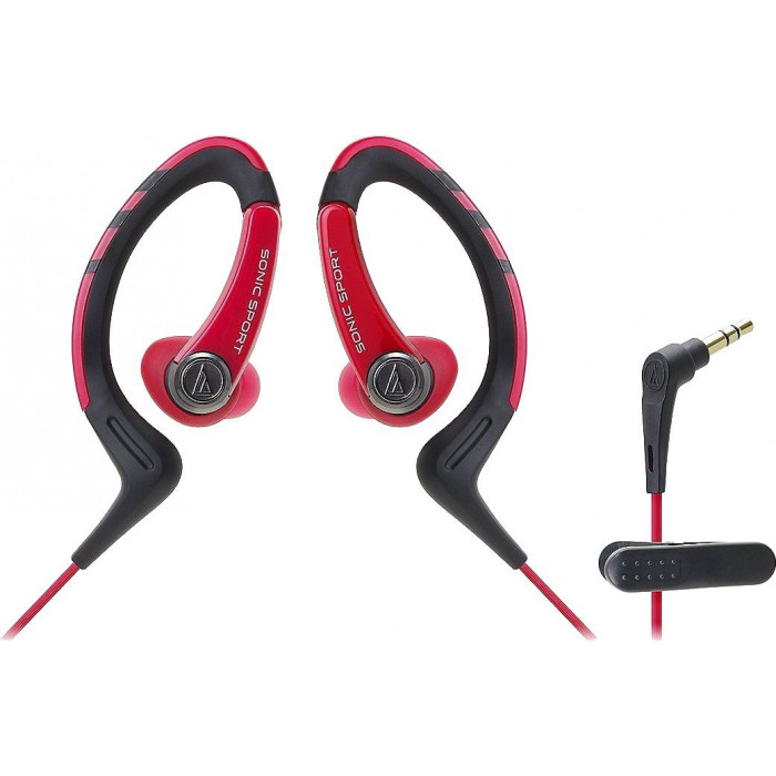 Audio-Technica ATH-SPORT1RD Red