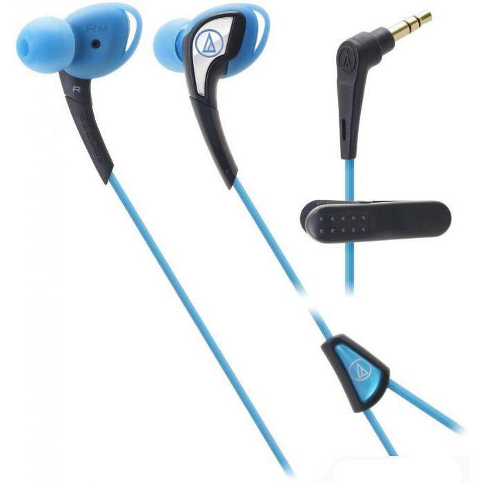 Audio-Technica ATH-SPORT2BL Blue