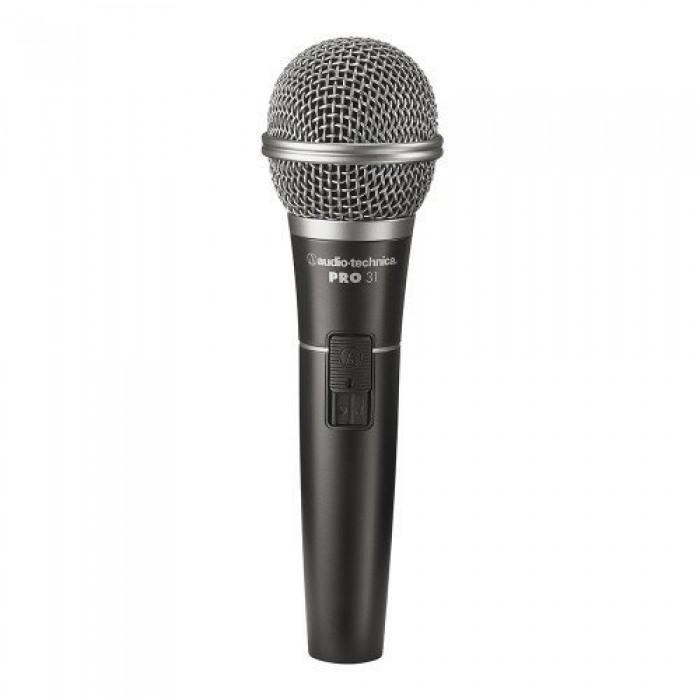 Микрофон динамический Audio-Technica PRO31QTR