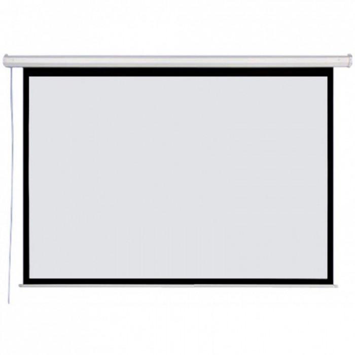 """Экран ручной AV Screen 3V084MMV(4:3;84"""")Matte White"""