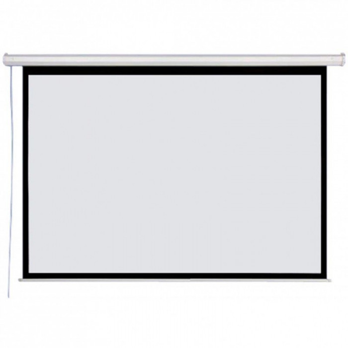"""Экран ручной AV Screen 3V092MMH(16:9; 92"""")Matte White"""