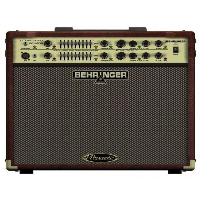 Гитарный усилитель Behringer ACX1800