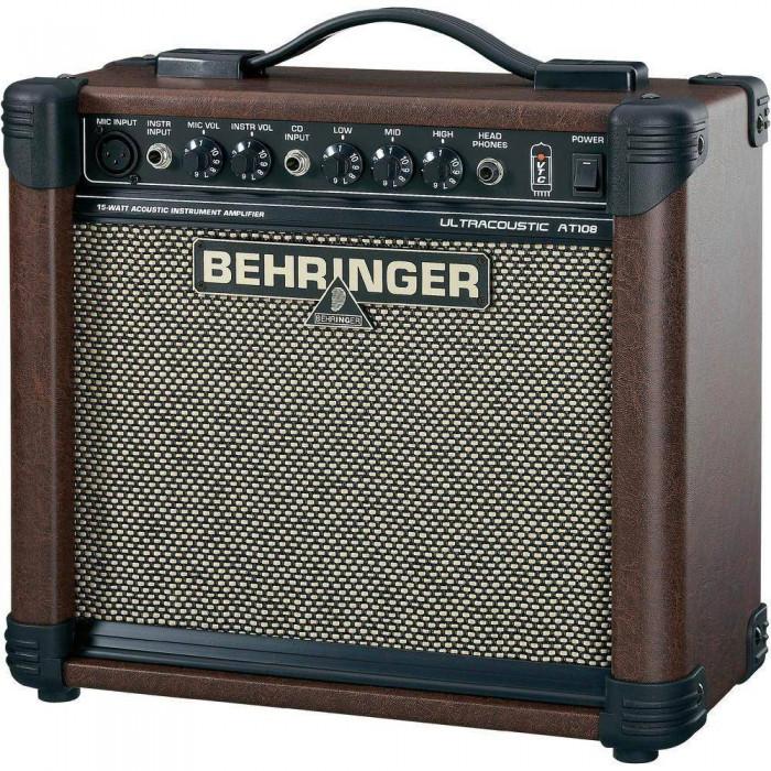 Комбоусилитель для электрогитары Behringer AT108