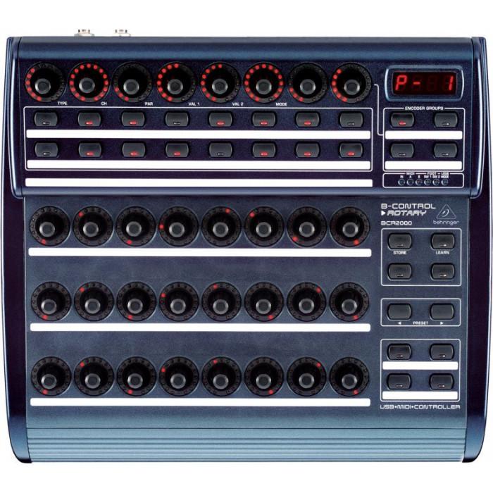 DJ Контроллер Behringer BCR2000