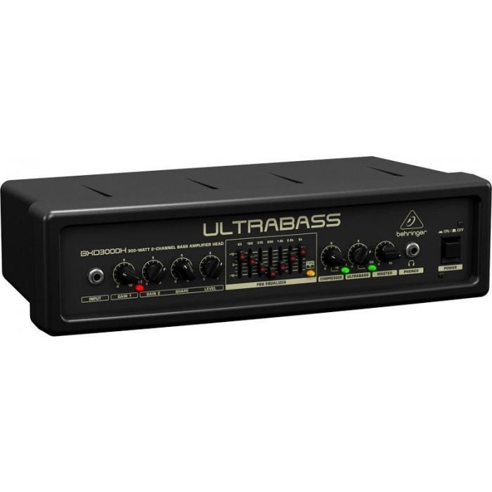 Усилитель для бас - гитарыBehringer BXD3000H