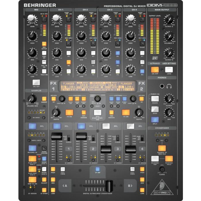 DJ Микшерный пульт Behringer DDM4000