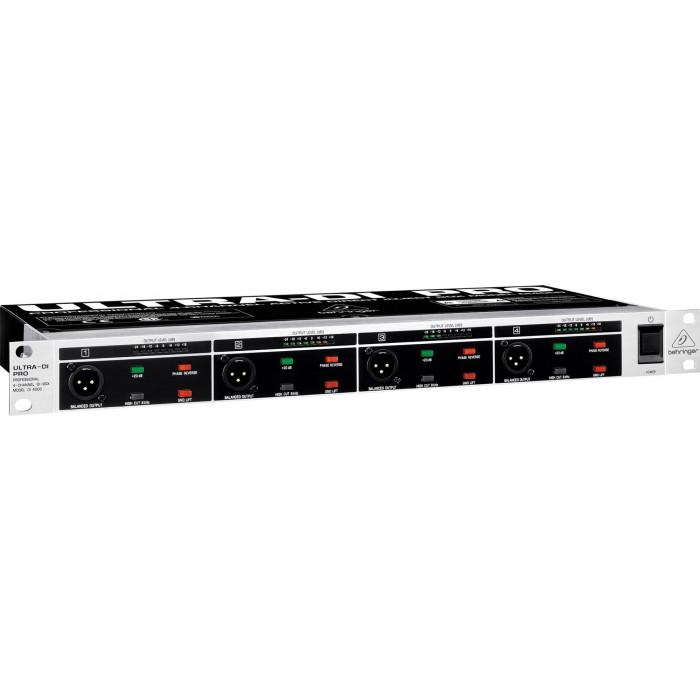 DI-box Behringer DI4000