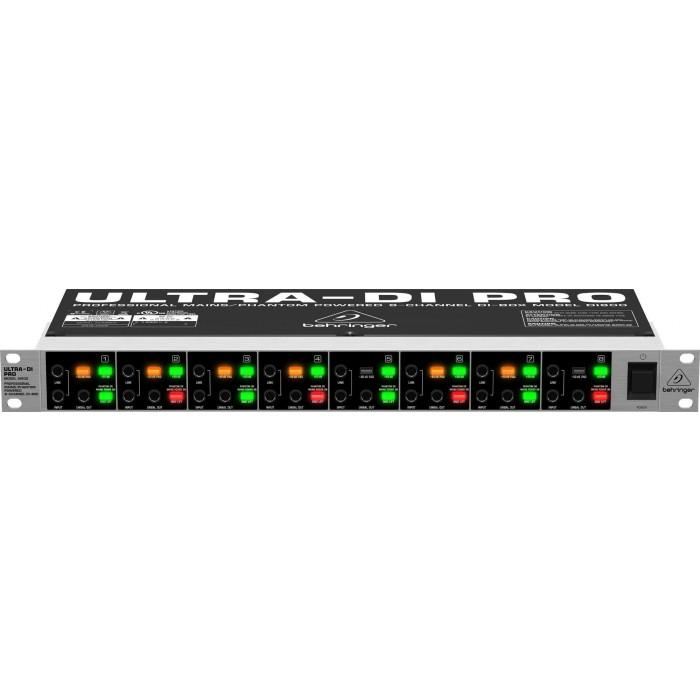 DI-box Behringer DI800