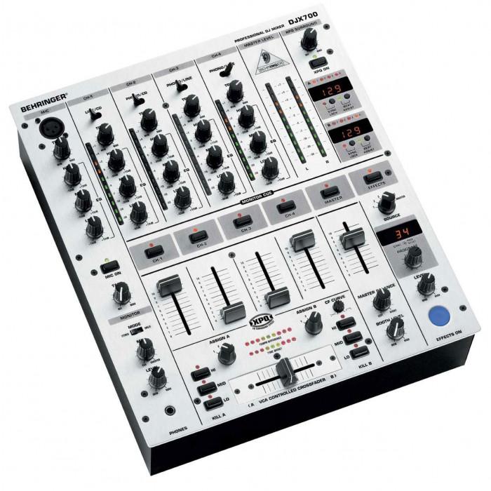 DJ Микшерный пульт Behringer DJX700
