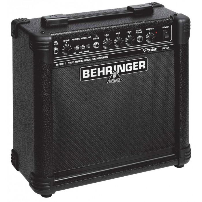 Комбоусилитель для электрогитары Behringer GM108