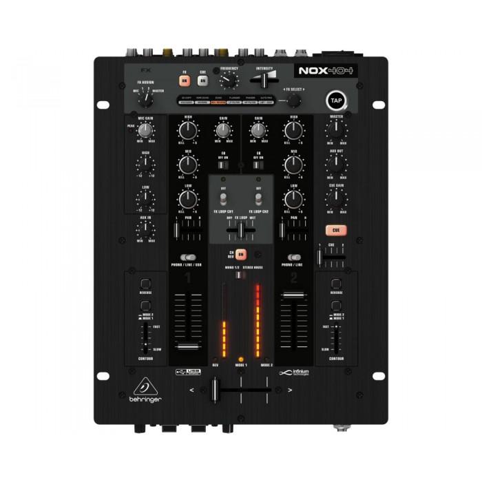 DJ Микшерный пульт Behringer NOX404