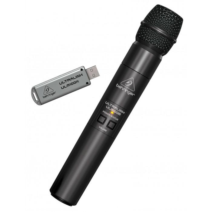 Радиомикрофонная системаBehringer ULM100USB