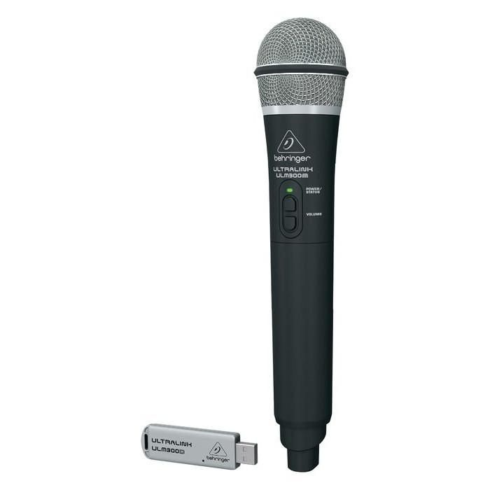 Радиомикрофонная система Behringer ULM300USB
