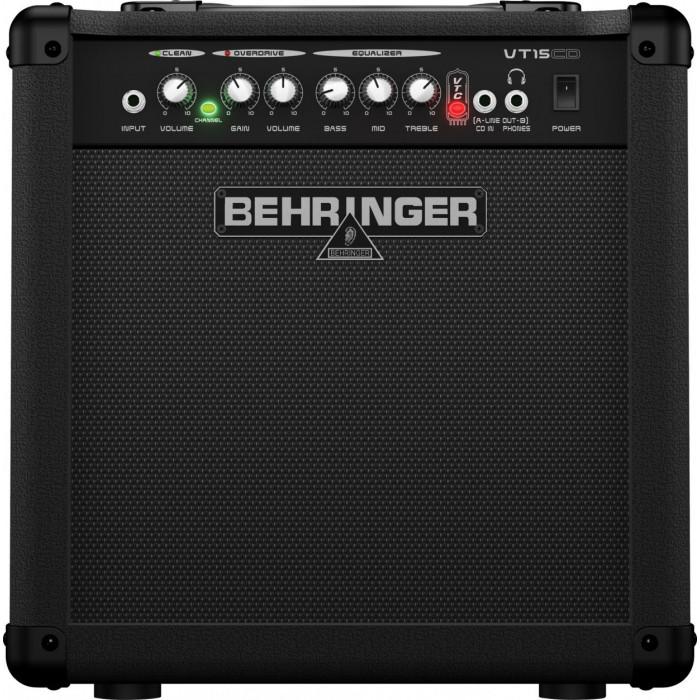 Комбоусилитель для электрогитары Behringer VT15CD