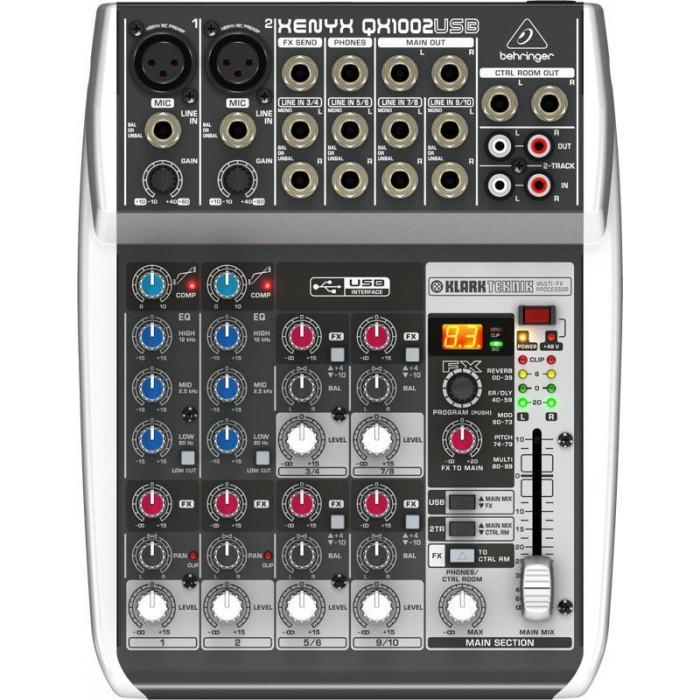 Behringer XENYX QX 1002 USB