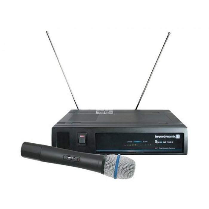 Радиомикрофонная система Beyerdynamic OPUS 168 MK II (239.200 MHz)
