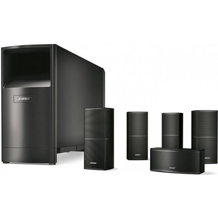 Комплект акустики 5.1 Bose ACOUSTIMASS 10 V Black