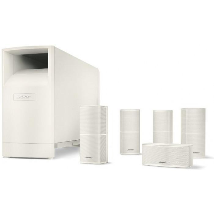 Комплект акустики 5.1 Bose ACOUSTIMASS 10 V White